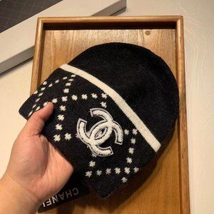 Chanel hat Knitted hat